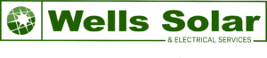Wells-Solar-Logo-Green