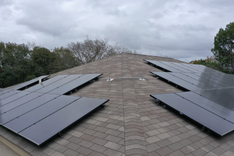 Harker Heights TX Solar PV System-4