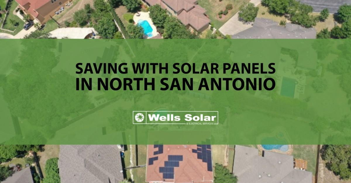 Solar Panels North San Antonio