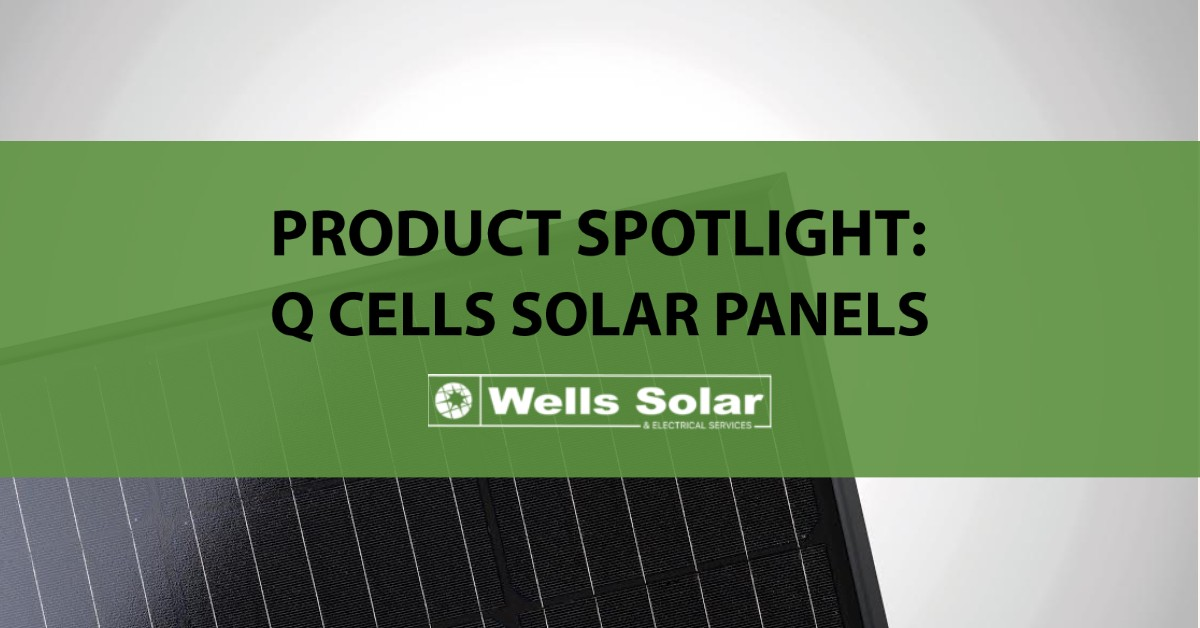 Q CELLS Solar Panels Texas Featured